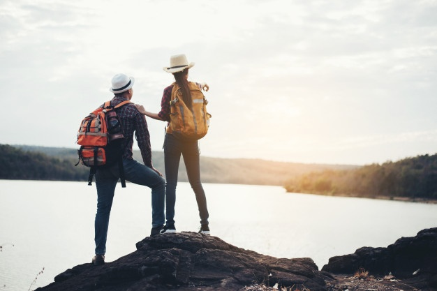 par på berg